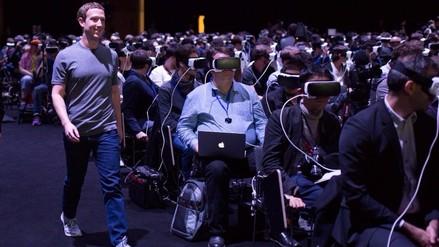 ¿Qué novedades de realidad virtual hubo en el MWC 2016?