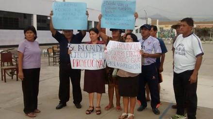 Trujillo: se quejan por retraso de remodelación de colegio