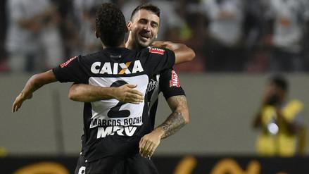 YouTube: Atlético Mineiro se despunta en grupo de Libertadores donde está Melgar