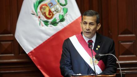¿Fiscalía puede iniciar investigación a Humala por caso Lava Jato?