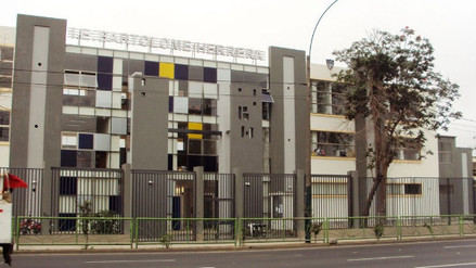 Colegio Bartolomé Herrera aún no recibe partida para mantenimiento