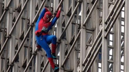 Superhéroes de la vida real: de Spiderman al Hombre de Hielo
