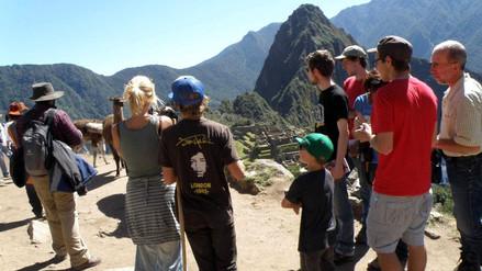 BCR: Gasto de turistas extranjeros al visitar el Perú creció en 7.9%