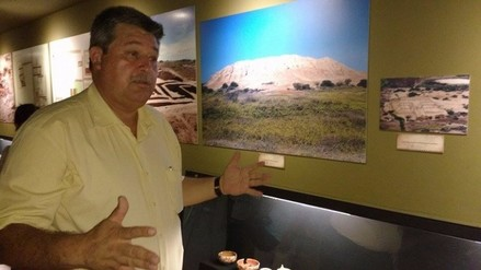 "Aperturan sala de ""Sacerdotisa de Chornancap"" en museo Bruning"
