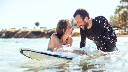 Las parejas que son más afines son las que tienen más futuro