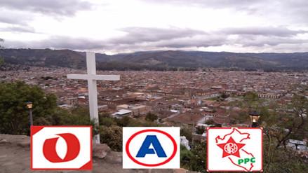 Candidatos presidenciales visitarán Cajamarca este fin de semana