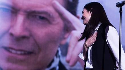 Brit Awards: Hijo de David Bowie felicita homenaje de Lorde