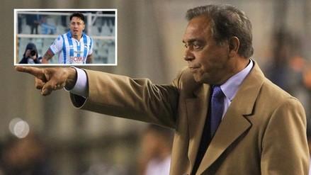 Selección Peruana: Miguel Company ninguneó a Gianluca Lapadula por negativa parcial