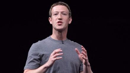 Mark Zuckerberg apoyará a centros de investigación en inteligencia artificial