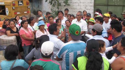 Huancayo: lluvias colapsan desagües e inundan viviendas