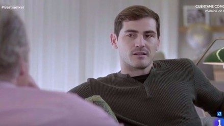 YouTube: Iker Casillas reveló quién le parece mejor Lionel Messi o Cristiano