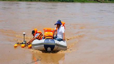 Río Tumbes alcanzó su máximo caudal  en temporada de lluvias
