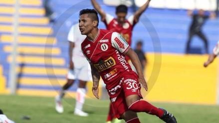 Universitario de Deportes: Raúl Ruidíaz se queda a jugar el Torneo Apertura