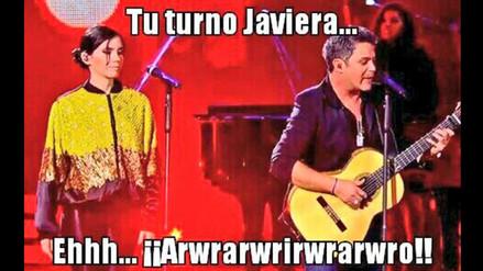 Alejandro Sanz: memes tras su show con Javiera Mena en Viña del Mar