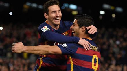 Barcelona: una prueba más de la gran amistad de Lionel Messi y Luis Suárez