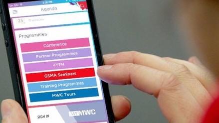 ¿Se imagina robar 2 000 datos de la feria de móviles más grande de Europa?