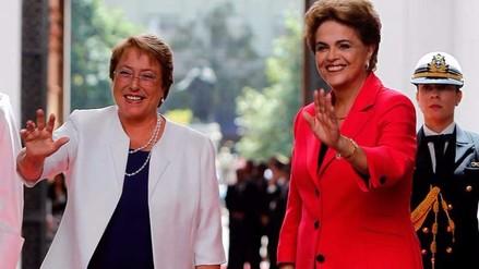 Chile y Brasil buscan cooperación económica para superar la crisis