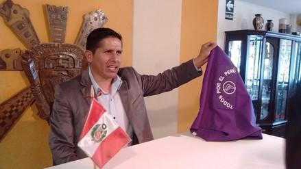 Coordinador de Todos por el Perú renuncia por