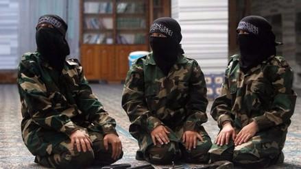 ONU alerta sobre el número de mujeres que se unen a los grupos terroristas