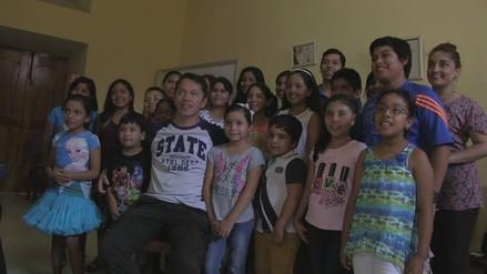 Trujillo: niños representarán a Perú en Mundial de Coros