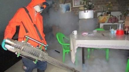 Mosquito del dengue invade 22 distritos