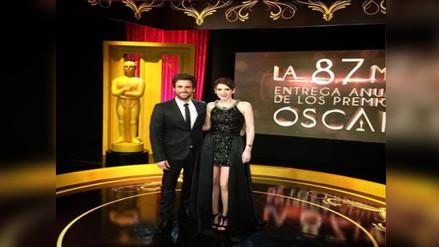 """Premios Oscar: recuerda la participación de """"Peluchin"""" y Gigi"""