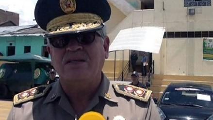 Jefe policial solicita donación de terreno que ocupa Radio Patrulla
