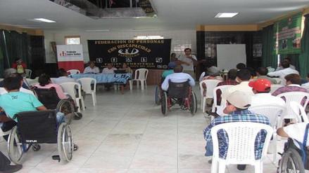 Federación de Personas con Discapacidad exigen diálogo con gobernador