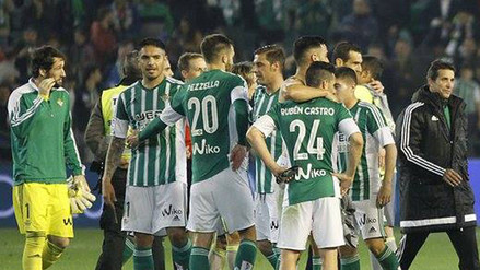 YouTube: Betis de Juan Vargas empató 2-2 con Rayo Vallecano por la Liga