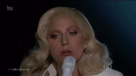 Premios Oscar: Lady Gaga conmovió con tema contra el abuso sexual