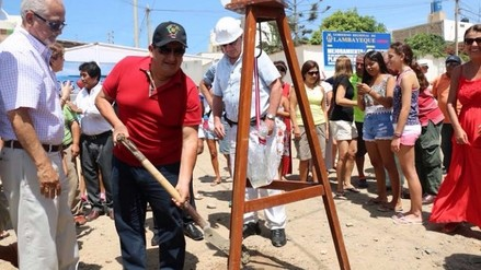 Gobierno Regional pavimentará malecón sur para potenciar el turismo