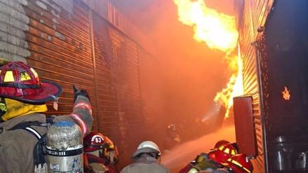 190 incendios ocurrieron en Lima por negligencia en los últimos tres años