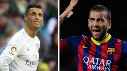 Cristiano Ronaldo: Dani Alves le explica en Instagram la importancia del trabajo en equipo