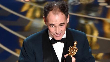 Premios Oscar: Mark Rylance ganó trofeo a Sylvester Stallone