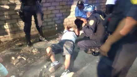 Trujillo: dopan a sujeto y lo arrojan de taxi