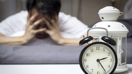 Falta de sueño da hambre y preferencia por la comida poco sana