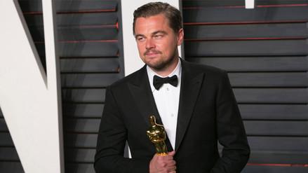 Premios Oscar: Leonardo DiCaprio y su mensaje ambiental