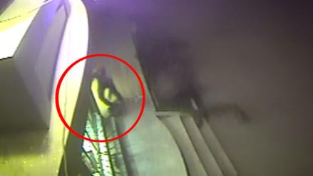 Extorsionadores lanzan bomba casera contra hospedaje de Zarumilla