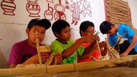 Unos 250 niños concluyen vacaciones útiles en Museo Tumbas Reales