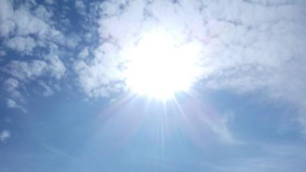 Trujillo soporta sensación térmica de 33° C