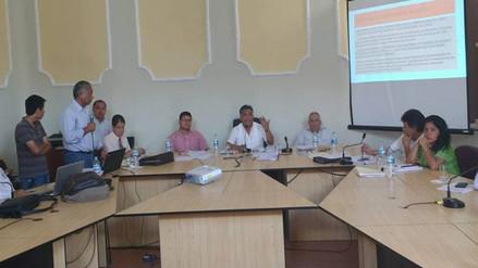 Integrantes del Cepri formalizan renuncia tras rechazo de terrapuerto
