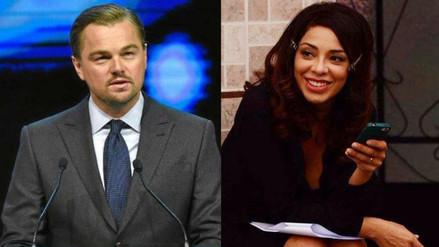 Tatiana Astengo se burla de Leonardo DiCaprio tras ganar su primer Óscar