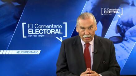 El Comentario Electoral: ¿Se va o se queda César Acuña?