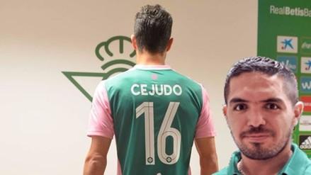 Facebook: Real Betis de Juan Vargas lucirá camiseta verde y rosada en homenaje a las mujeres