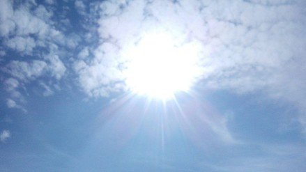 Radiación solar extrema afecta a pobladores de Trujillo