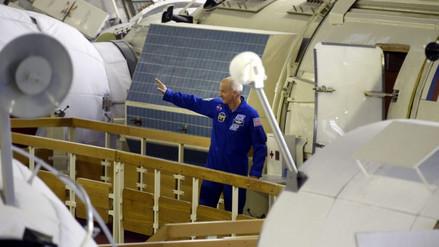 Cosmonautas simularán aterrizaje en Marte al regresar a Tierra
