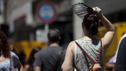 Niños y adultos mayores los más afectados con altas temperaturas