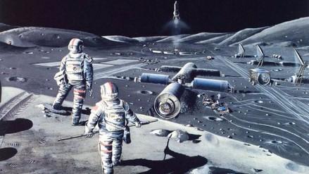 Youtube: así será la primera base espacial en la Luna