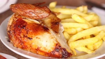 Comer salchipapa y pollo a la brasa fue más caro en febrero