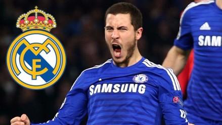 Real Madrid: Eden Hazard en la mira si continúa bajo rendimiento de James e Isco